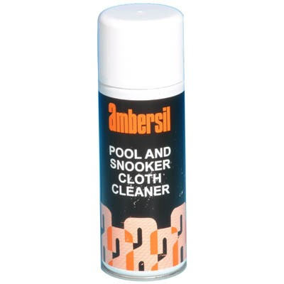 Ambersil Pool & Snooker Bed Cloth Cleaner